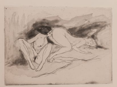 DOMERGUE (Jean-Gabriel,1889-1962)