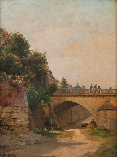 EUGÈNE BERTHELON (1830-1914)