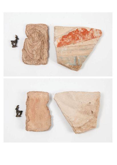 Lot d'archéologie