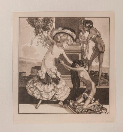 BAYROS (Franz von, CHOISY LE CONIN).