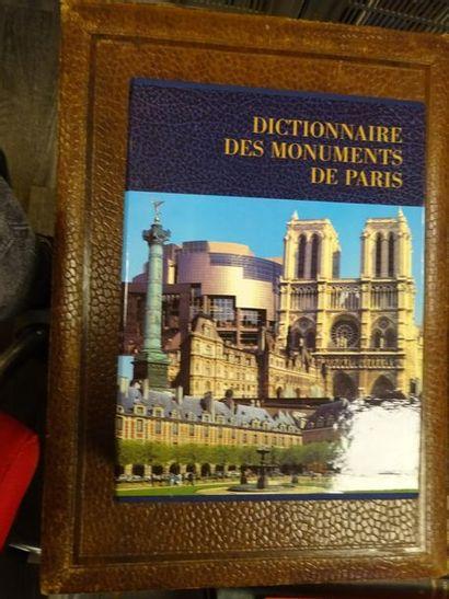LAUROA Marie-Christine, COLSON Jean, Dictionnaire des monuments de Paris. Editions...
