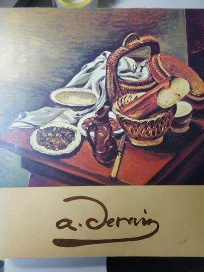 André DERAIN (1880-1954) Catalogue de l'exposition du 12 mai au 20 juin 1976. Galerie...