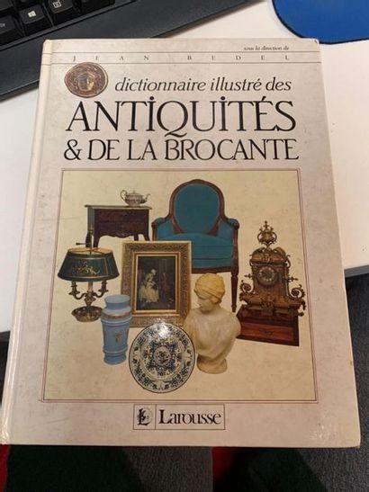 Dictionnaire illustré des antiquités et de...