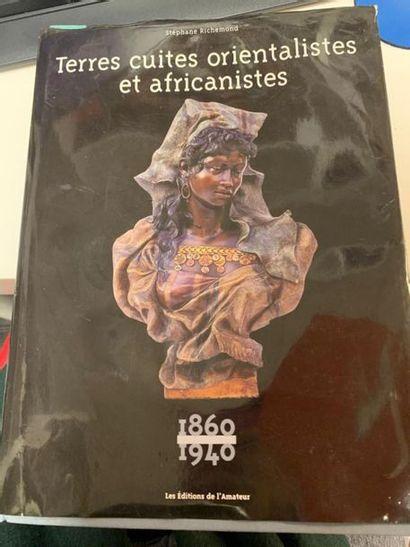 Terres cuites orientalistes et africaines,...
