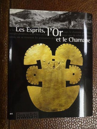 Catalogue de l'exposition Les esprits, l'Or...