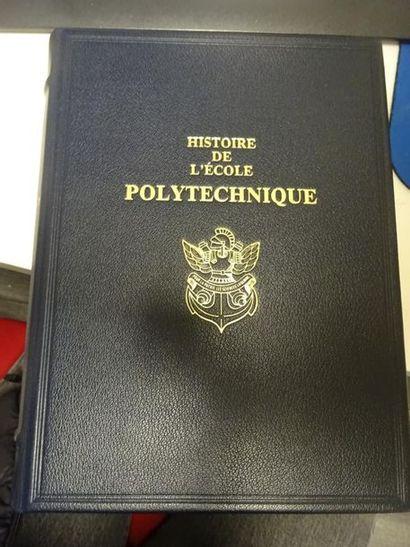 CALLOT Jean-Pierre Histoire de l'Ecole Polytechnique. Editions Les presses modernes,...