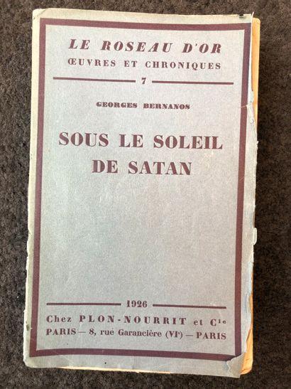 BERNANOS, Georges