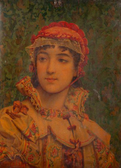 D'après Emile Louis VILLA (1836-1900)