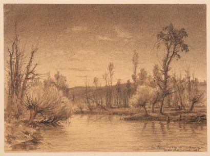 ANTON MELBYE (1818-1875)