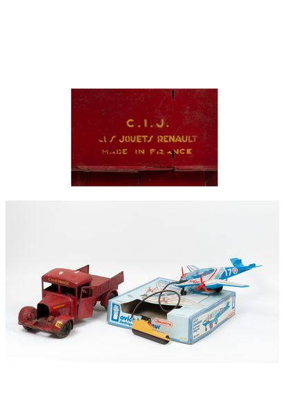 C.I.J (Les jouets Renault), Made in France