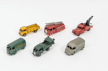DINKY TOY, Made in France