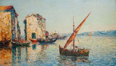 Italo GIORDANI (1882-1956)