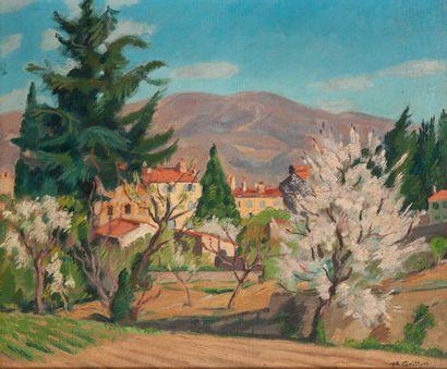 Roger Grillon (1881-1938)
