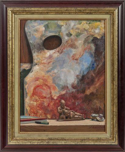 Jacques DAMVILLE (1943)
