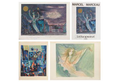 Marcel MARCEAU (1923-2007)