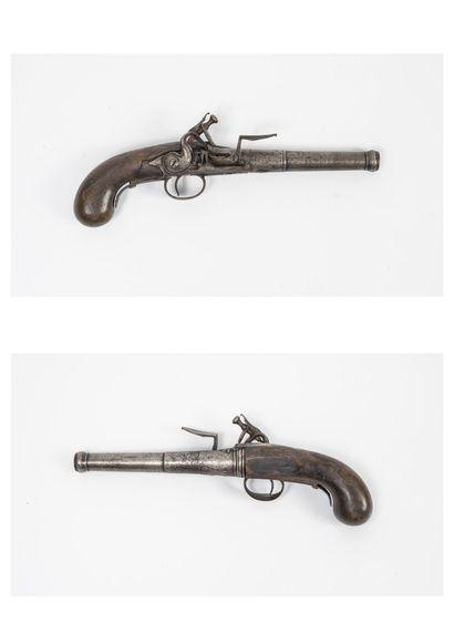 ANGLETERRE (?), seconde moitié du XVIIIème ou début du XIXème siècle