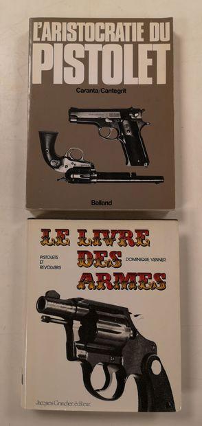 Deux volumes :  - Dominique VENNER  Le livre...