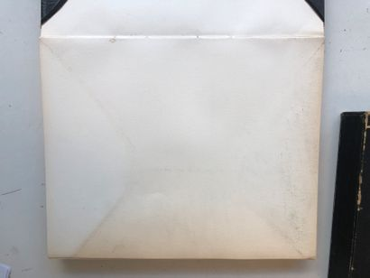 MICHAUX, Henri. Peintures et dessins.  Avant-propos et légendes extraites de l'oeuvre...