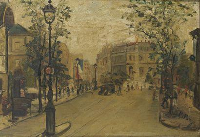 Pierre FARGE (1878-1947)