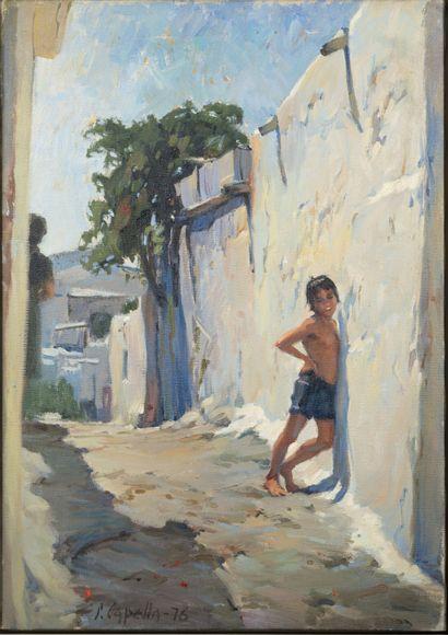 Juan CAPELLA (1927-2005)
