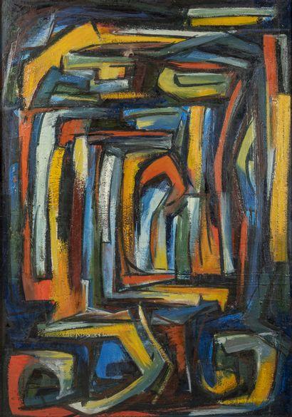 JACQUES PAJAK (1930-1965)