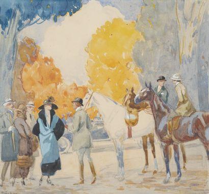 Robert Antoine PINCHON (1886-1943)