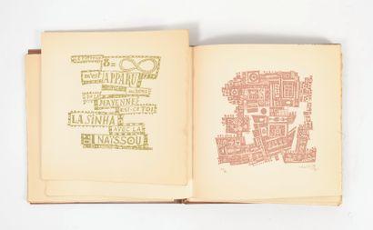 TATIN, Robert Naïssou, Michel Cassé éditeur, Paris, 1961.  Large square in-4 (35...