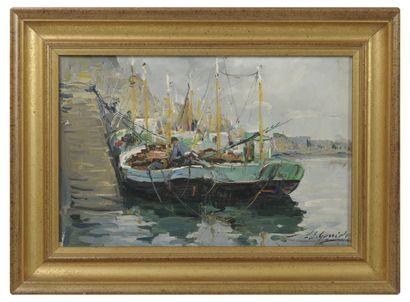 Louis Edouard GARRIDO (1893-1982)