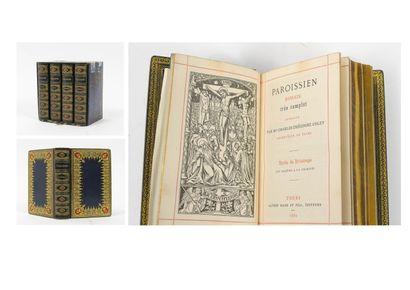 LE PAROISSIEN ROMAIN en 4 livres : Hiver,...