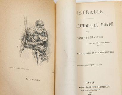 BEAUVOIR (Ludovic, Cte de)