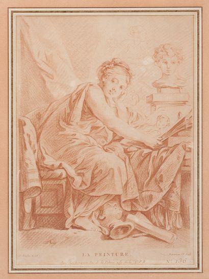 D'après François BOUCHER (1703-1770)