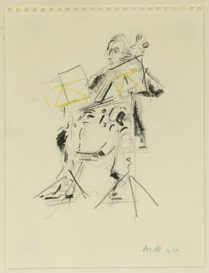Daniel AUTHOUART (1943)