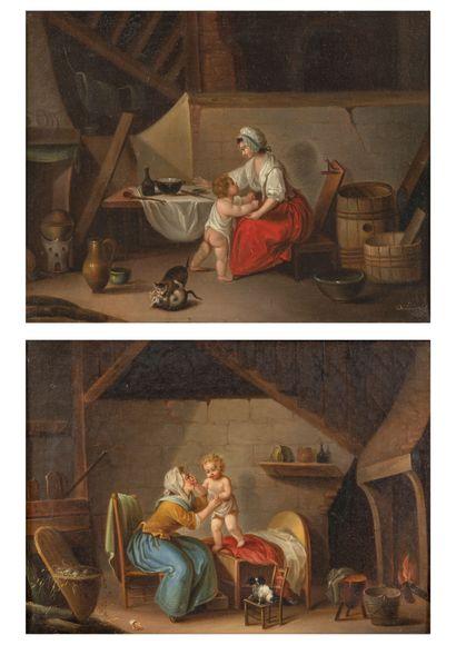 DELAMARE (XVIIIème-XIXème siècle)