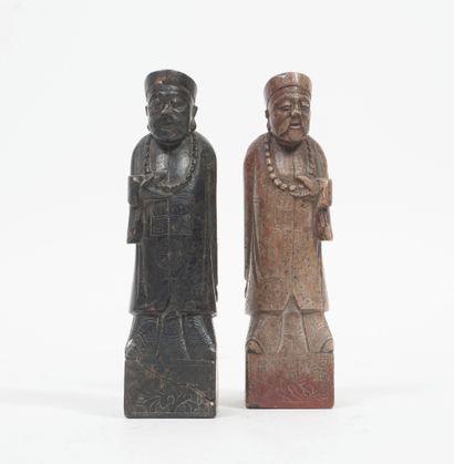 CHINE, fin du XIXème ou début du XXème siècles