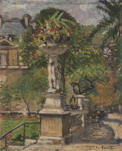 Gustave ASSIRE (1870-1941)