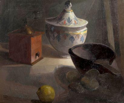 Ywan CERF (1883-1963)