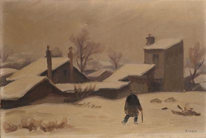 Jules Emile ZINGG (1882-1942)