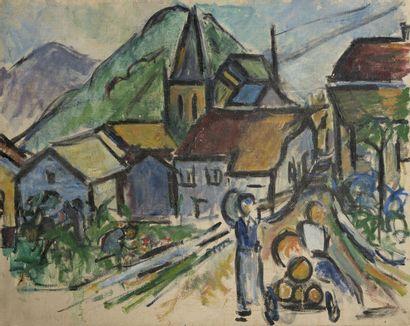 Ecole du XXème siècle