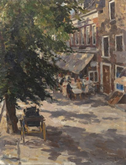Victor Olivier Gilsoul (1867-1939)