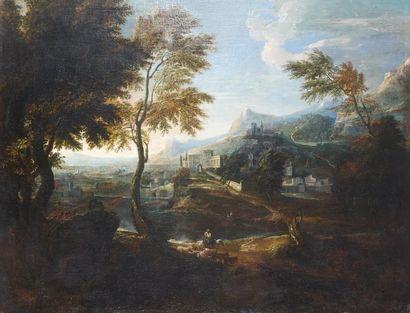 Attribuée à Gabriel ALLEGRAIN (1679-1748)