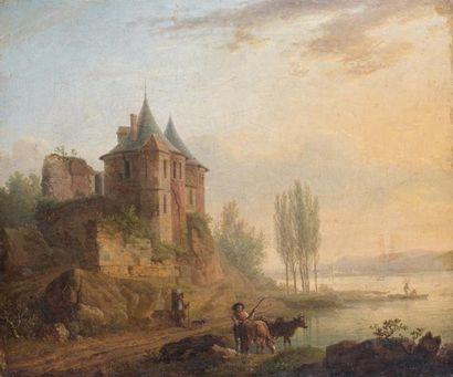 Jean-François HUE (Saint-Arnould en Yvelines 1751 - Paris 1823)