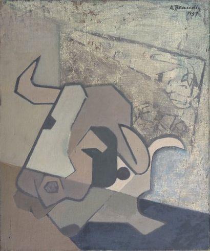André BEAUDIN (1895-1979)