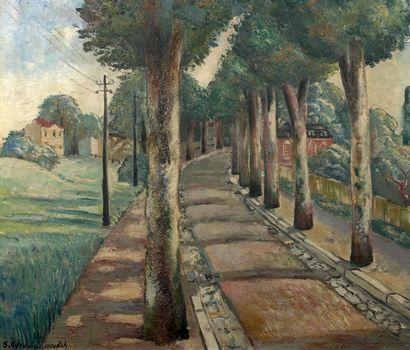 Sava CHOUMANOVICH (1896 - 1942)