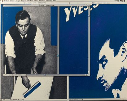 RAYMOND HAINS (1926 - 2005)