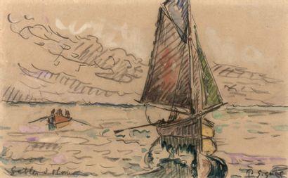 Paul SIGNAC (1863 - 1935)