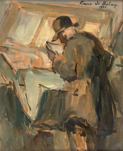 Pierre de BELAY (1890 - 1947)
