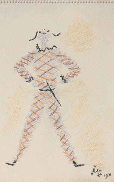 Jean COCTEAU (1889 - 1963)