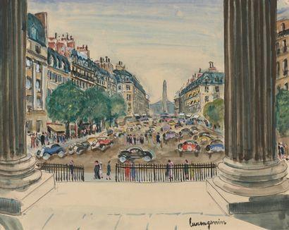 Lucien GENIN (1894 - 1953)