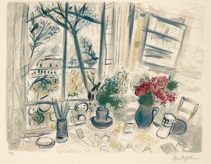 D'après Marc CHAGALL (1887 - 1985)