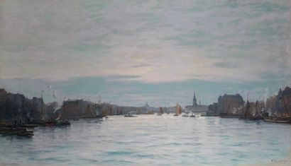 Fernand LEGOUT GERARD (1856-1924)